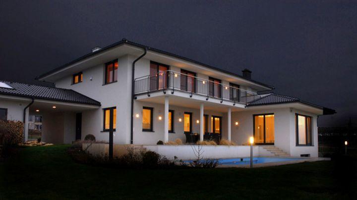Architektenhaus In Oberosterreich Hessl
