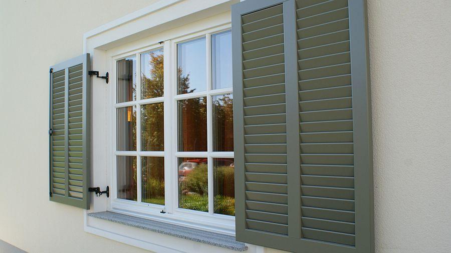 gelungener dachbodenausbau mit gaubenfenster in ober sterreich hessl. Black Bedroom Furniture Sets. Home Design Ideas