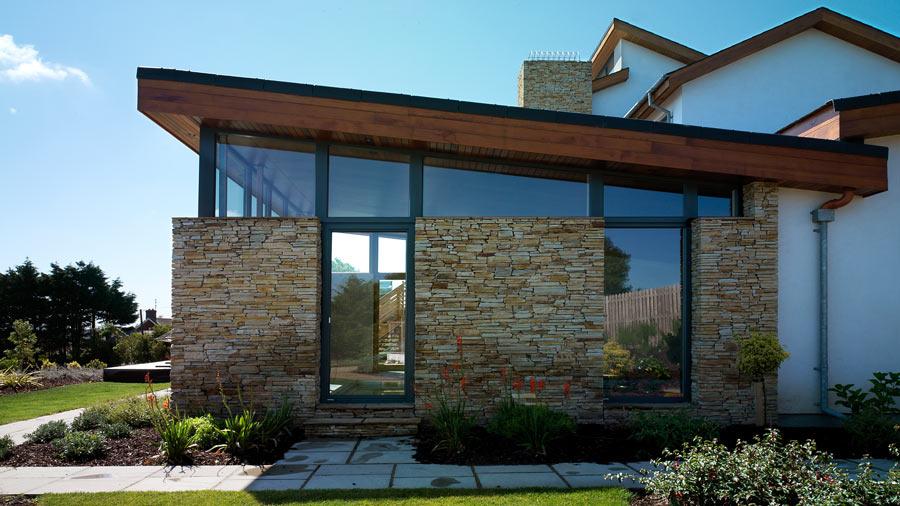 Awesome modernes landhaus bauen ideas kosherelsalvador for Landhaus bauen
